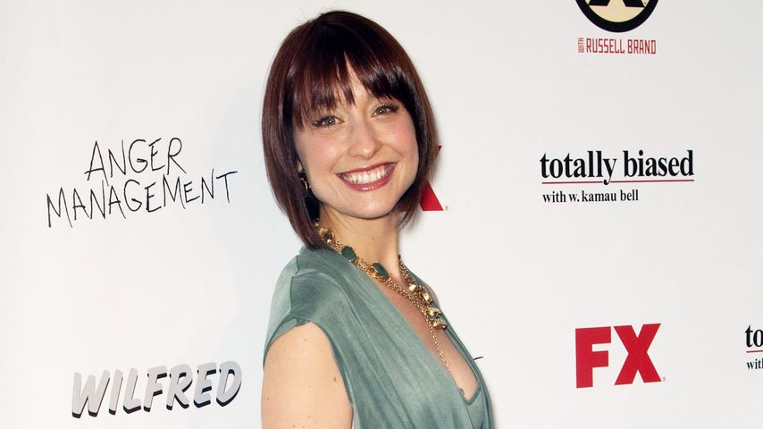 Allison Mack im Juni 2012 in Hollywood