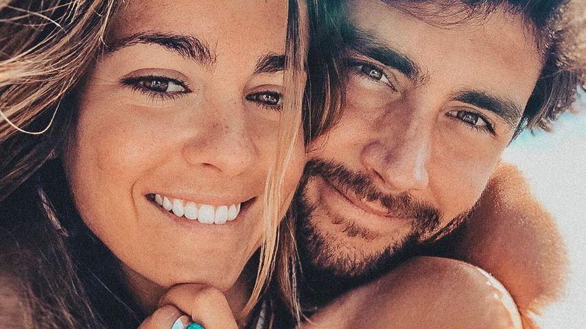 Álvaro Soler und seine Freundin Sofia Ellar
