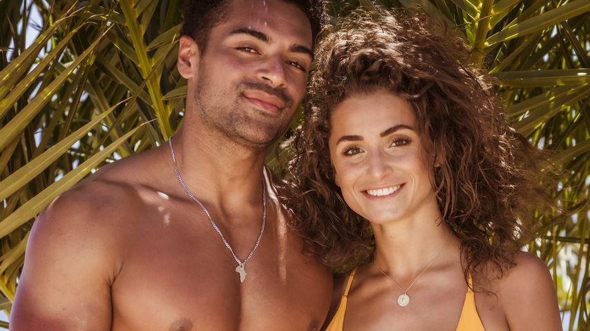 "Amadu und Julia, ""Love Island""-Couple"