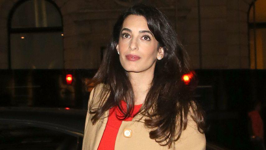 Amal Clooney, Ehefrau von George Clooney