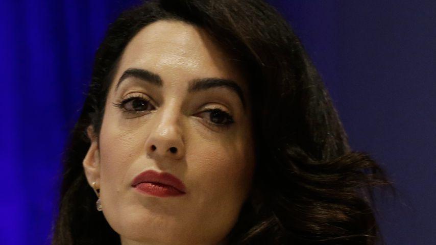 Amal Clooney eifersüchtig? Keine heiße Nanny für George