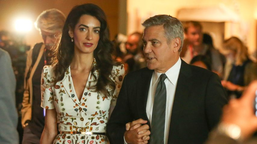 George Clooney: Das ist sein Rezept für eine glückliche Ehe