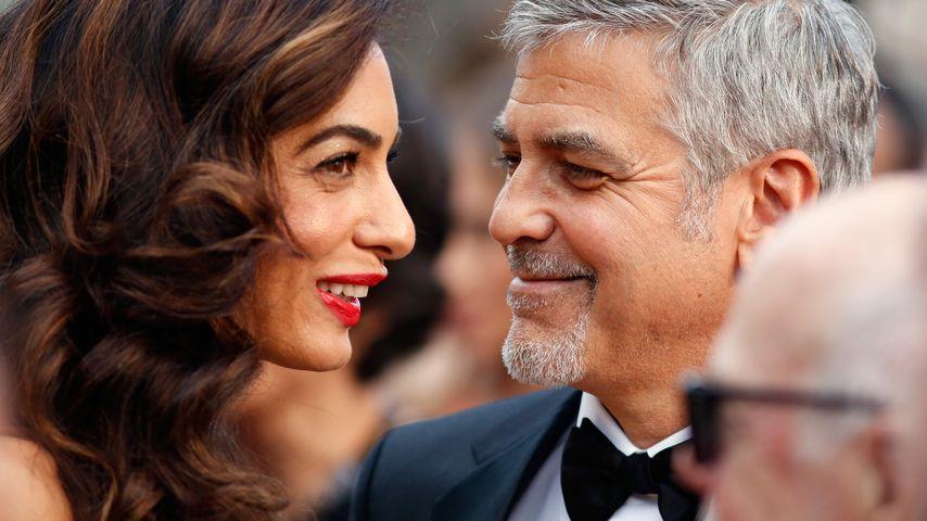 Verwechslungsgefahr! Diese Frau ist NICHT Amal Clooney!