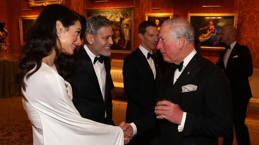 Nach Gespräch: Prinz Charles von Amal Clooney beeindruckt