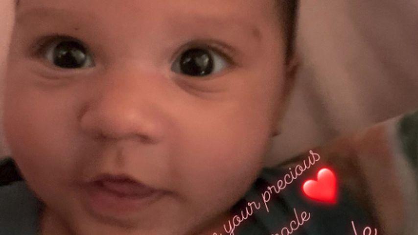Amanda Jaqueline Charlier, Tochter von Sophia Vegas