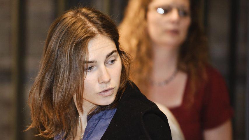 Lesbische Affäre im Knast? Amanda Knox packt wieder aus