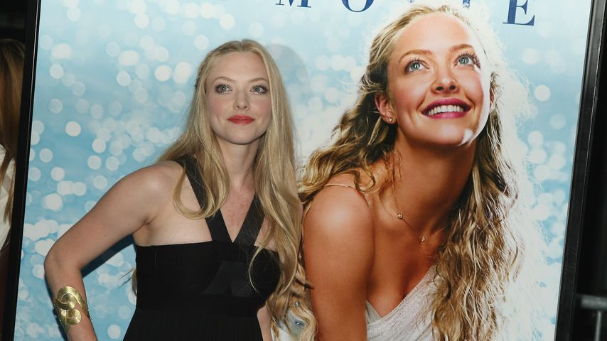 """Amanda Seyfried bei der Theater-Premiere von """"Mamma Mia"""""""