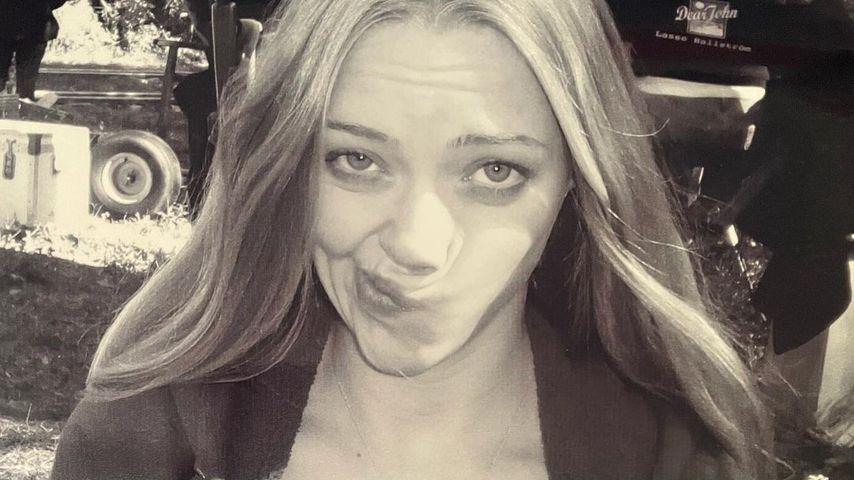 """Amanda Seyfried teilt """"Das Leuchten der Stille""""-Throwbackpic"""