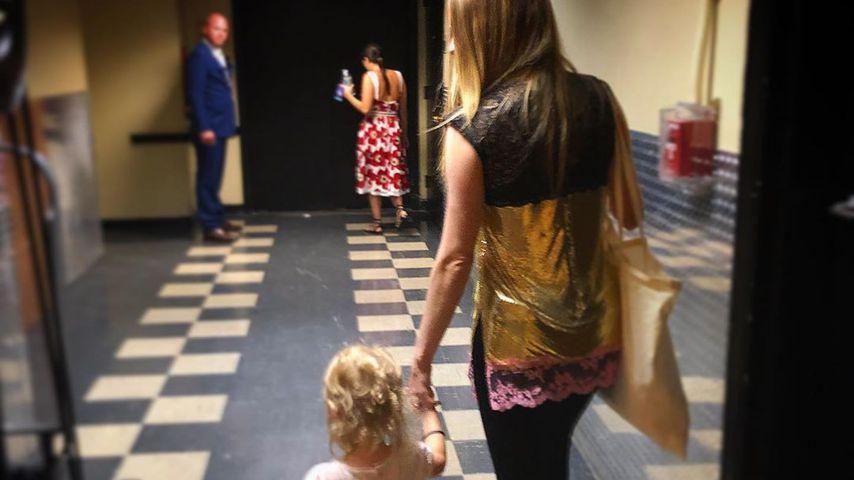 Amanda Seyfried und ihre Tochter Nina