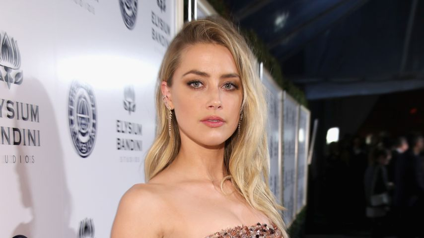 Amber Heard bei einem Event in Los Angeles