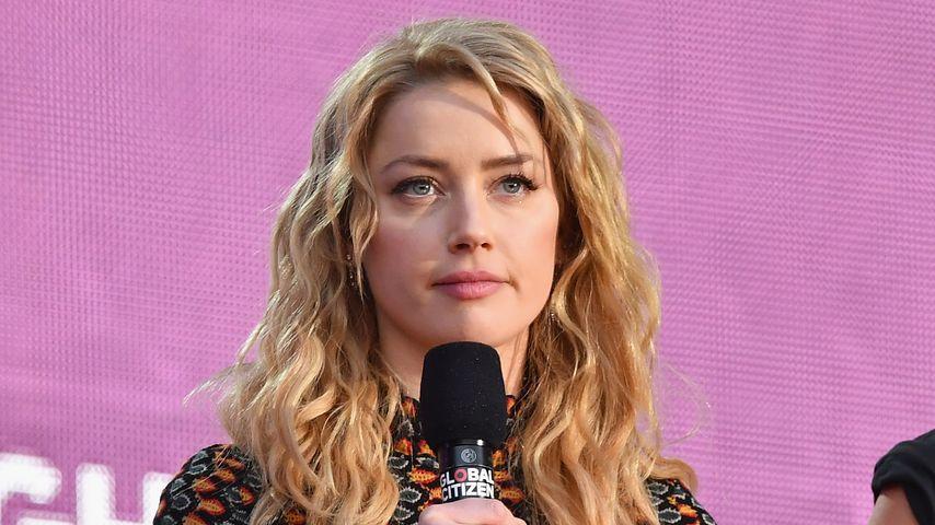 Amber Heard will anderen Menschen mit Bi-Outing helfen!