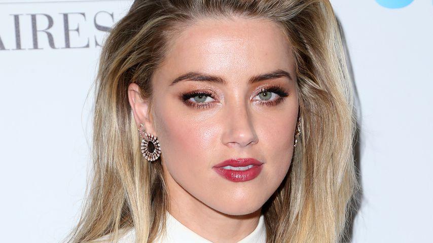 Amber Heard auf einer Gala in Beverly Hills