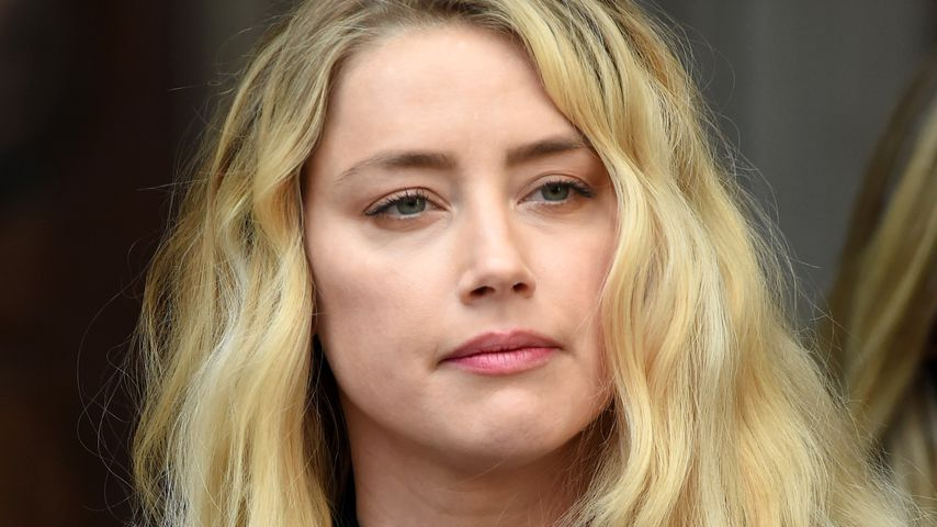 Amber Heard im Juli 2020