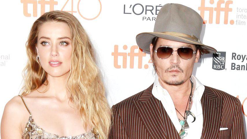 Üble Vorwürfe! Amber Heard hat Johnny manipuliert & erpresst