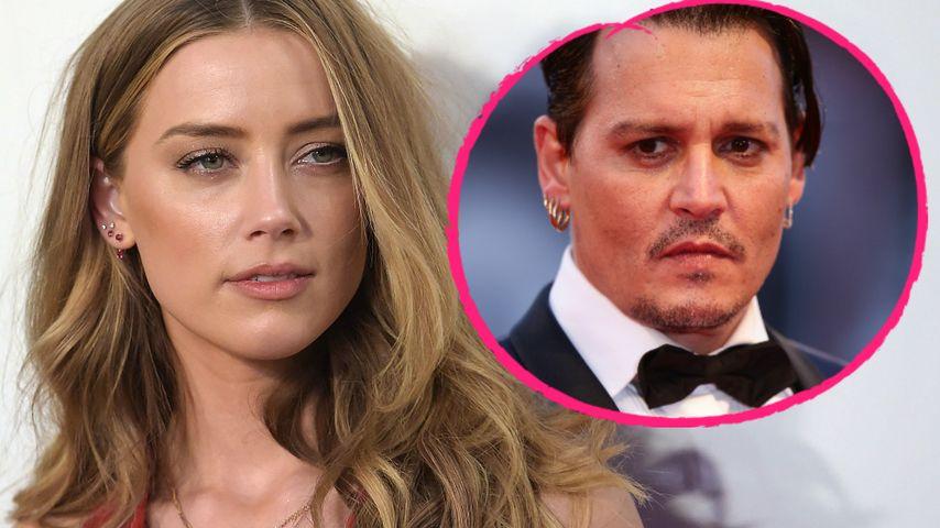 Neue Vorwürfe: Johnny Depp soll Amber Heard betrogen haben!