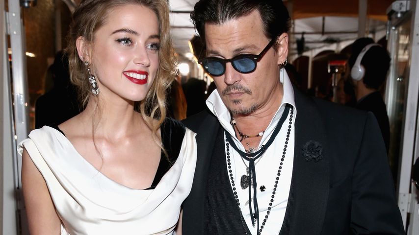 Was? Johnny Depp heiratet Amber ein zweites Mal