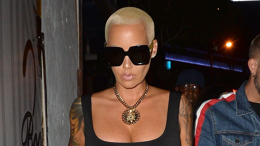 Amber Rose in Los Angeles 2018