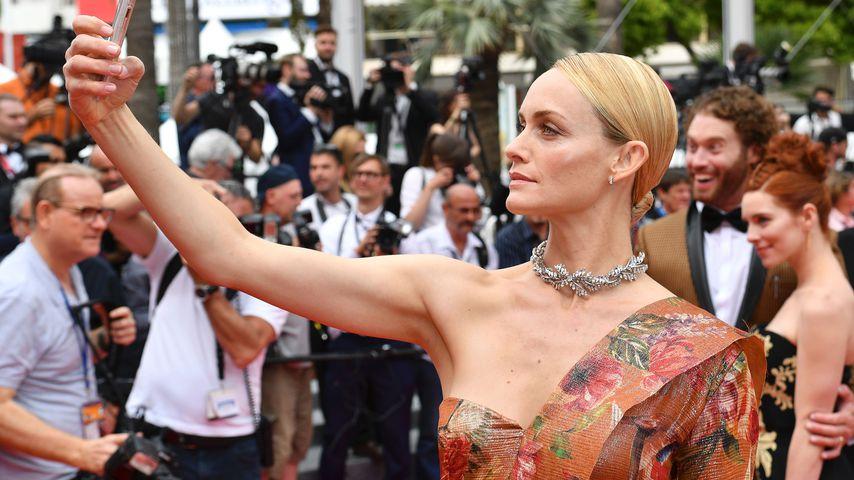 """""""Revenge""""-Amber Valletta schwört auf Gesichtsmasken aus Gold"""