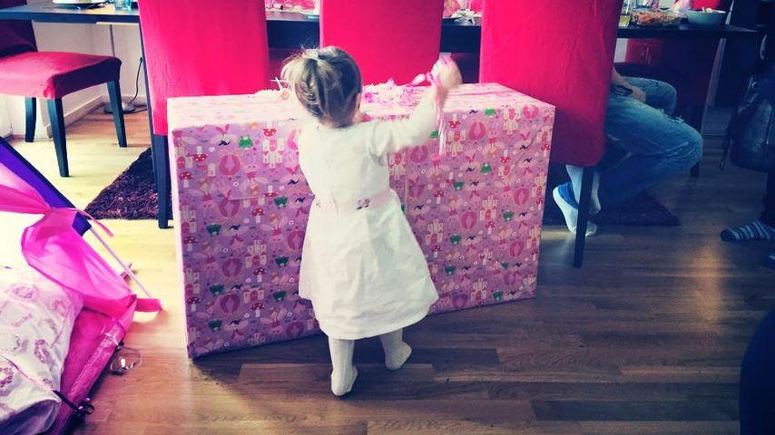 Riesengeschenk: Roccos Amelia ist Autobesitzerin