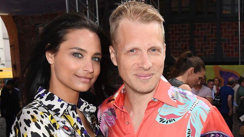 Amira und Oliver Pocher, Juli 2019