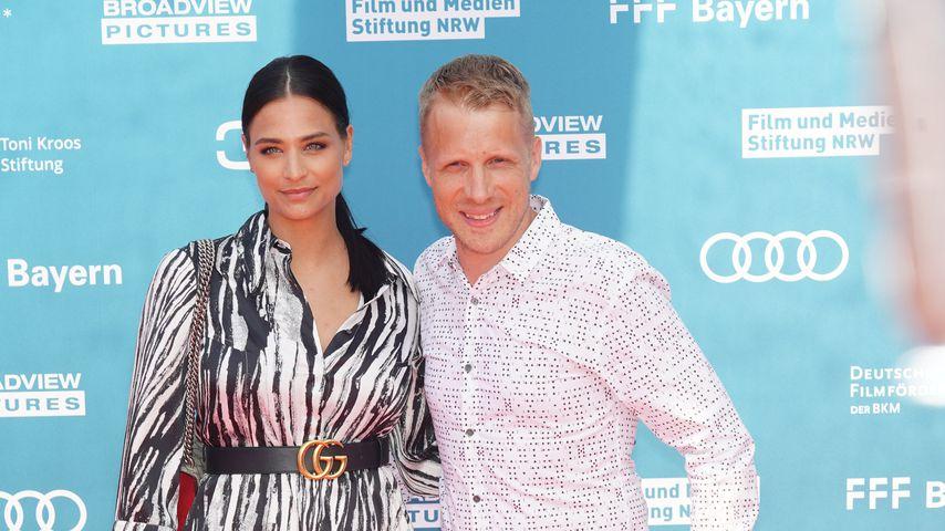 Amira und Oliver Pocher im Juni 2019 in Köln