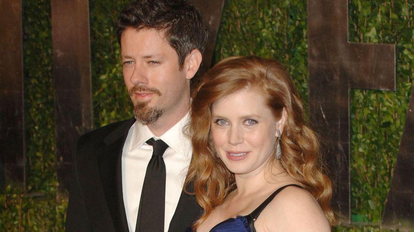 Amy Adams und Darren Le Gallo 2010