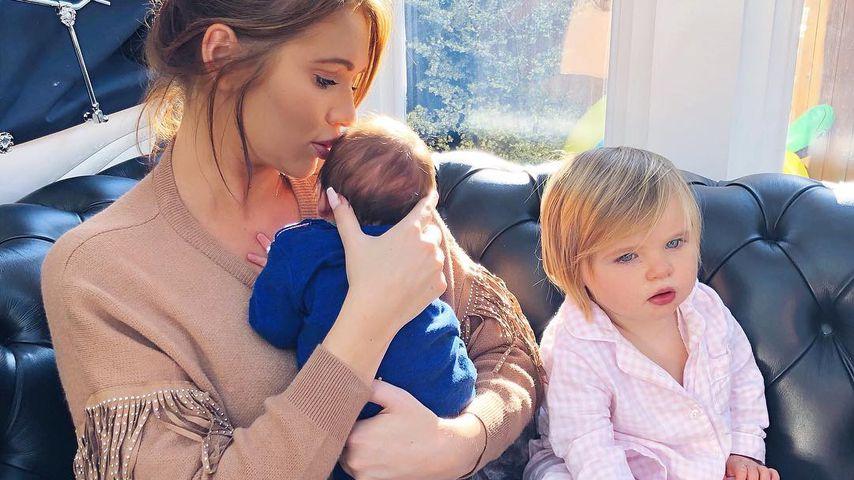 Niedliches Baby-Foto: Amy Childs zeigt ihren kleinen Jungen!