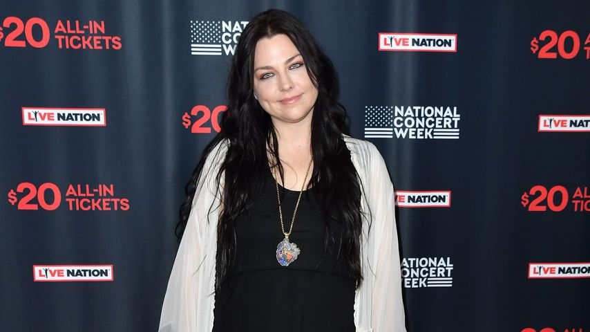 Amy Lee, April 2018