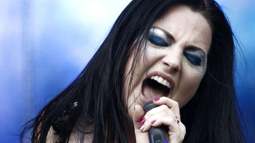 "Schwanger! ""Evanescence""-Amy Lee erwartet 1. Kind"