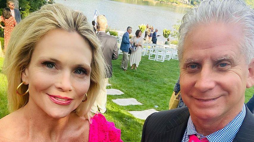 Amy Locane und ihr Lebensgefährte James Wronko, September 2020