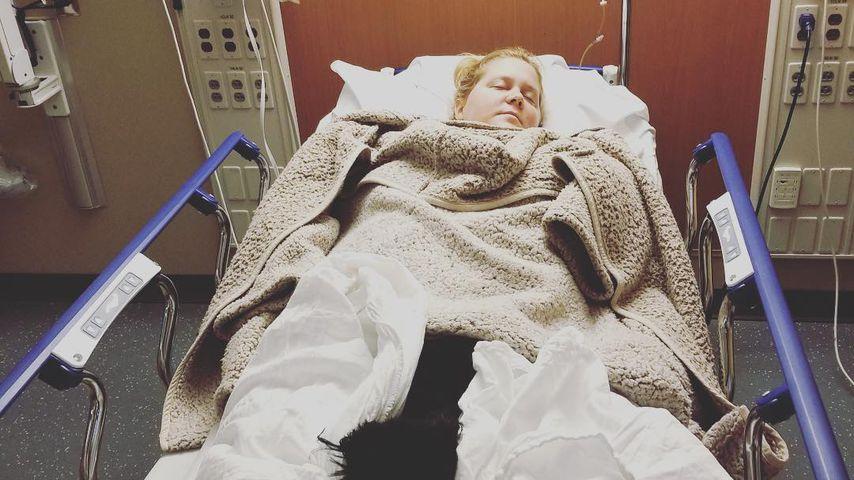 Schwangerschafts-Krankheit: Amy Schumer liegt in Klinik!