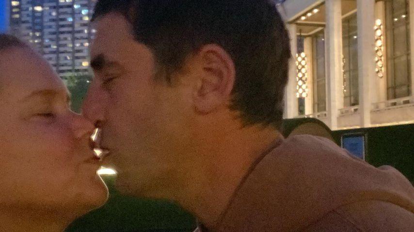 Amy Schumer und ihr Mann Chris im Mai 2021