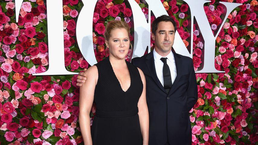 Amy Schumer und Chris Fischer bei den Tony Awards 2018