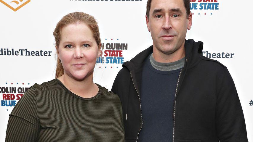 Amy Schumer und ihr Ehemann Chris Fischer