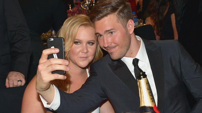 """Amy Schumer und ihr Freund Ben Hanisch bei den """"Annual Critics' Choice Awards"""" In Hollywood"""
