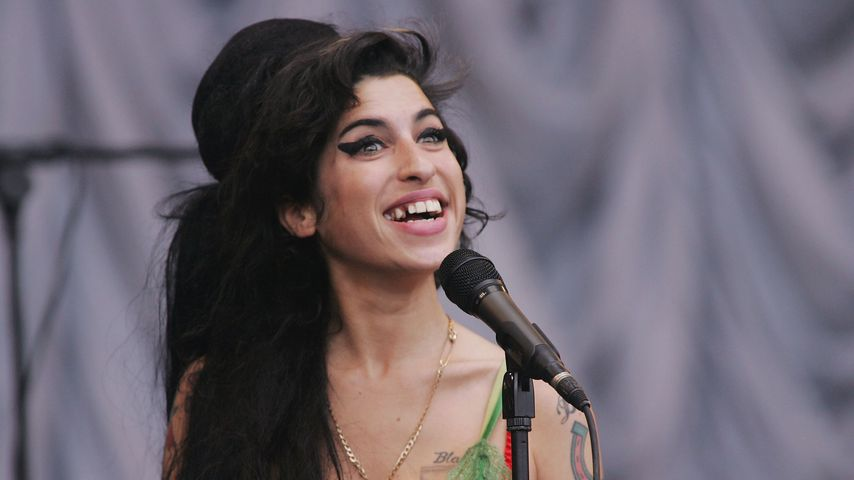 Amy Winehouse im Juni 2007