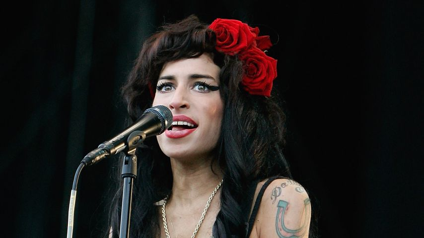 Amy Winehouse in Chelmsford, England