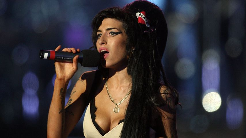 Amy Winehouse im Juni 2008