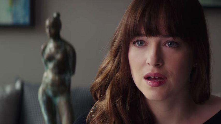 """Neuer """"Fifty Shades""""-Trailer: Ana ist schwanger von Mr. Grey"""