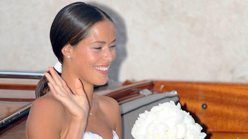 Ana Ivanovic bei ihrer Hochzeit in Venedig