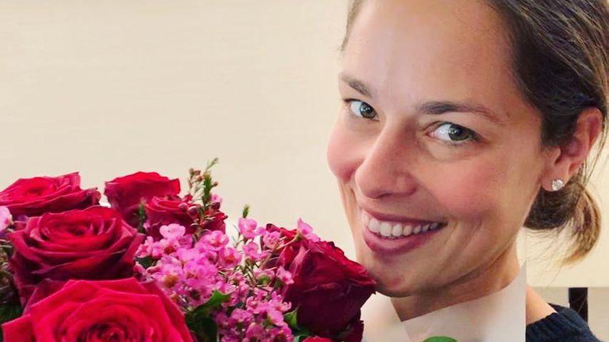 Ana Ivanovic am Valentinstag