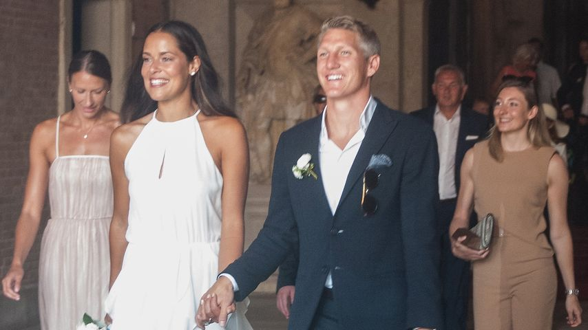 Schweini vs. Clooney: Welche Venedig-Hochzeit war schöner?
