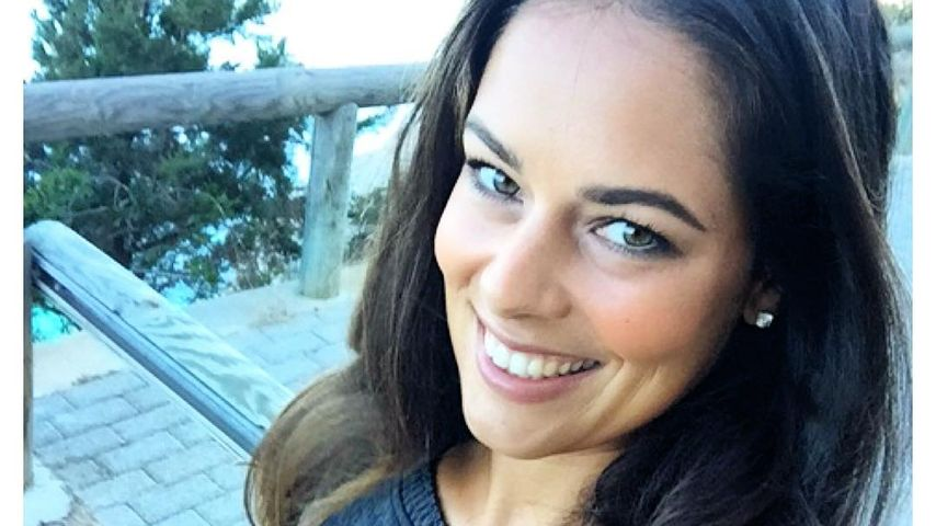 Ana Ivanovic: Ihr erstes Selfie als Frau Schweinsteiger!