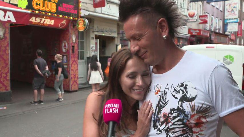 """Trotz Urlaubs-Abbruch: Ana & Ennesto Monté """"sind voll happy"""""""