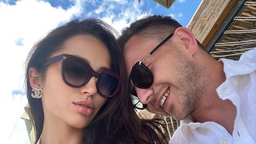 Vor Lover Daniel: Anastasiya Avilova wollte nur Frauen daten