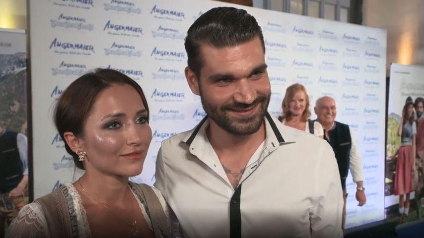 Anastasiya Avilova und Mike Cees