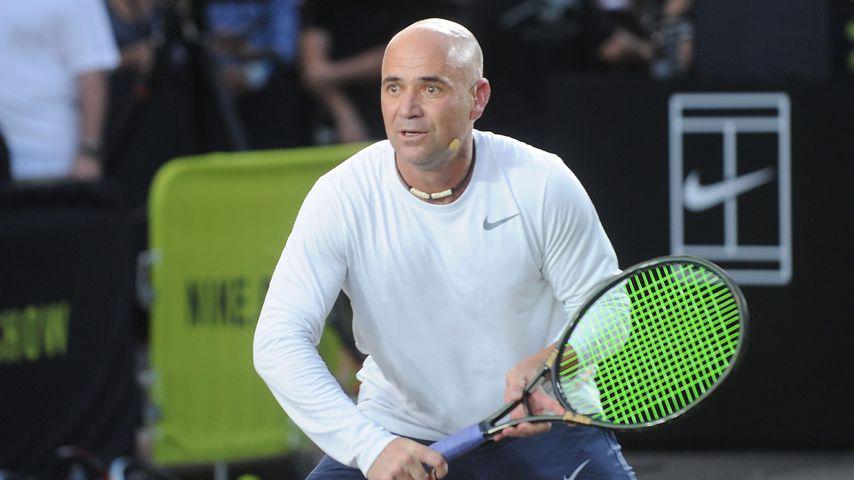 Andre Agassi, Ex-Tennisspieler