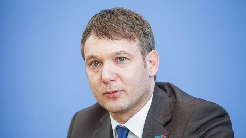 André Poggenburg, AfD-Politiker