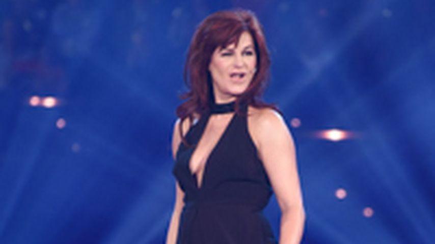 """Andrea Berg auf der Bühne bei """"Das große Fest der Besten"""" in Berlin"""