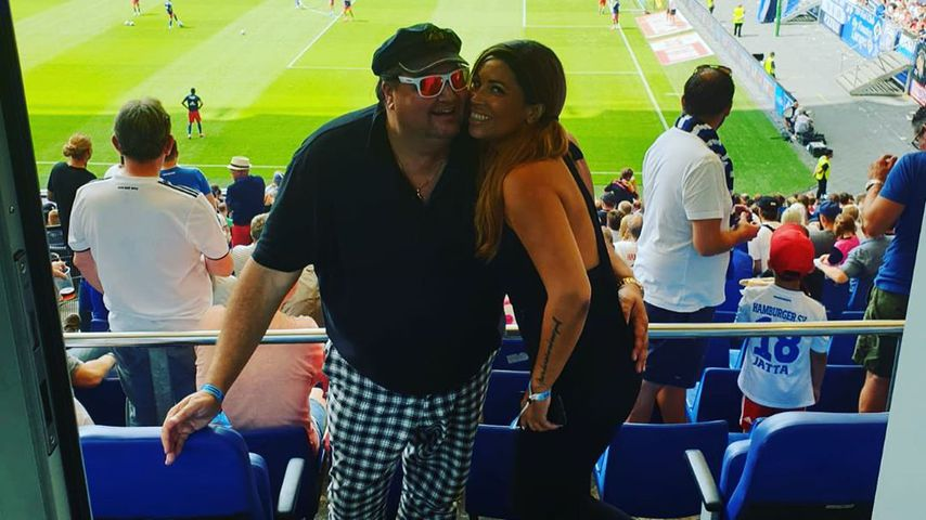 Andreas Ellermann und Patricia Blanco im Juli 2019